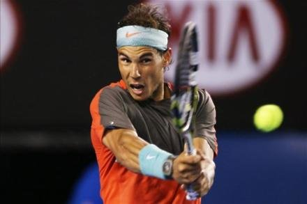 Nadal eases through in Madrid