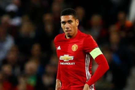 Smalling a doubt for Burnley clash