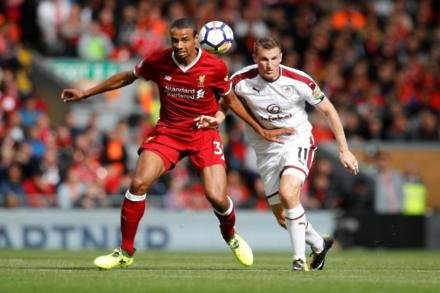 Matip blow for Liverpool