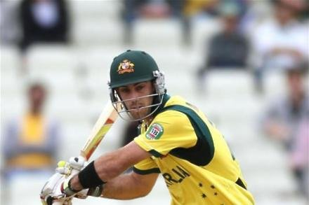 'The Big Show' blasts Aussies to T20 win