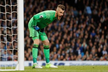 Mourinho rules out De Gea exit