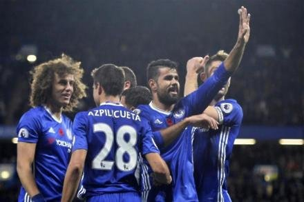 Conte tells Costa to forget speculation