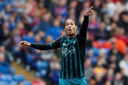 Van Dijk on target in latest outing