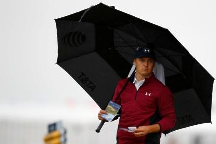 Spieth welcomes Open break