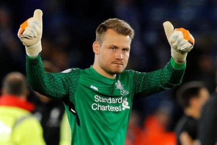 Karius number one so Mignolet may move