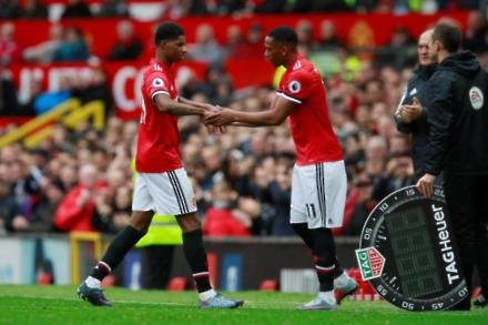 Trio still out for United