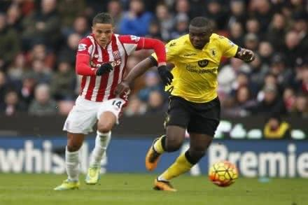 Potters reveal Afellay blow