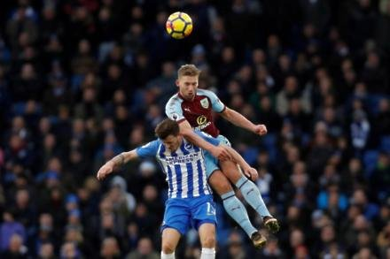 Clarets defender looking to end poor run