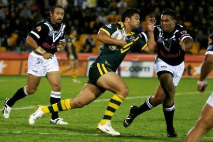 Wallabies centre suffers Bledisloe blow