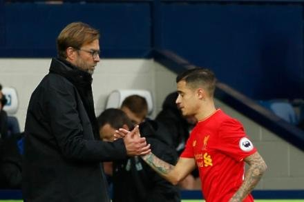 Klopp expects Coutinho stay
