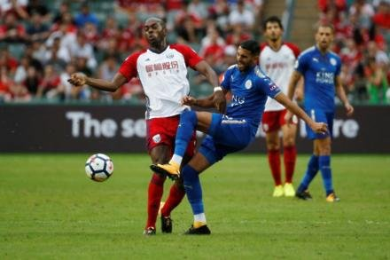 Shakespeare makes Mahrez claim