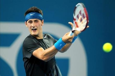 Tomic causes a stir after qualifying exit