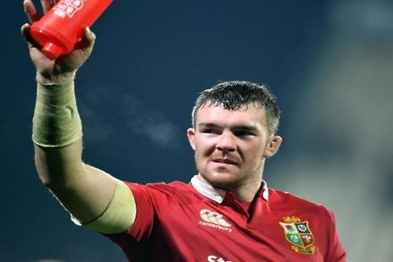 O'Mahony to lead Lions in first Test