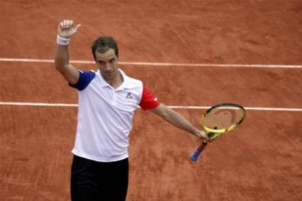 Gasquet expects to be fit for French Open
