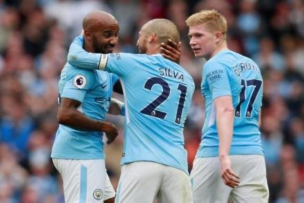 City hit by Delph blow