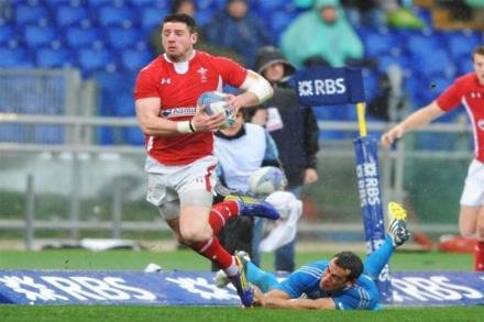 Cuthbert blow hits Wales