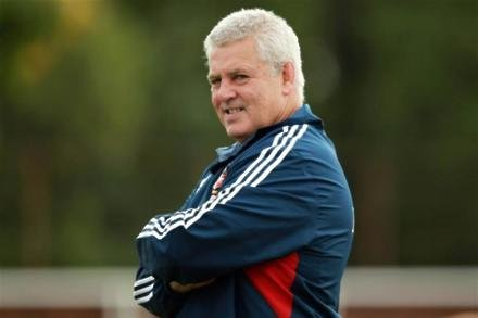 Gatland hailed as best in the world