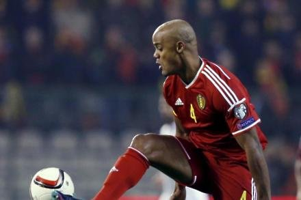 Kompany ponders international retirement