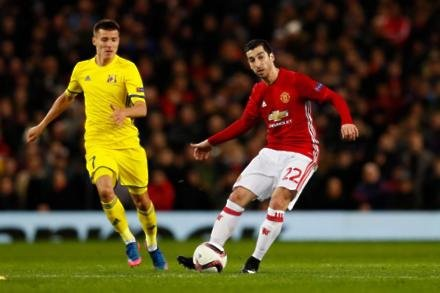 Mourinho issues Mkhitaryan apology