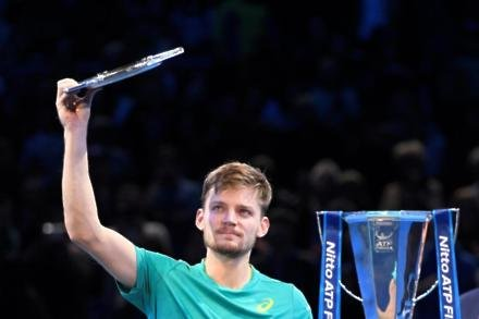 Goffin keen to continue momentum