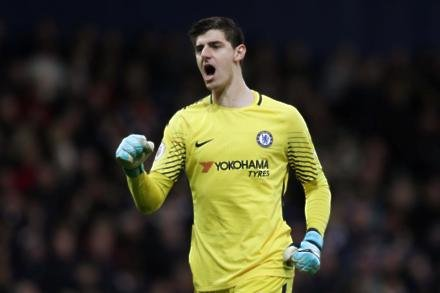 Courtois admits Madrid lure
