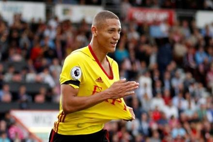 Richarlison boost for Watford