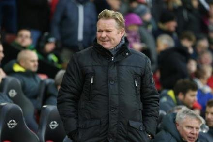 Koeman takes positives from defeat