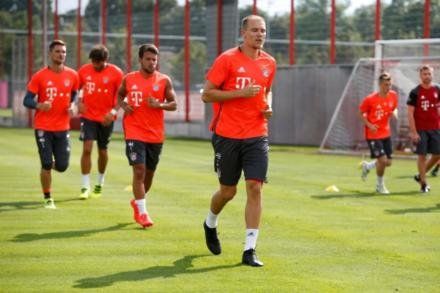 Clement to renew Badstuber bid