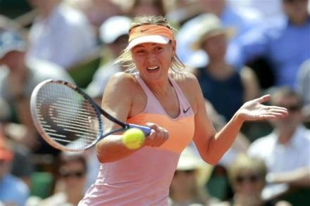 Sharapova's agent slams 'journeyman' duo