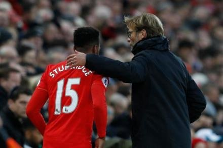 Sturridge out of Audi Cup final
