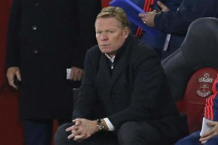 Koeman happy with call-ups