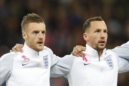 Vardy - Ex-Foxes duo are Saturday's 'enemies'