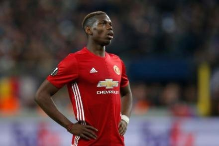 Pogba facing six weeks out