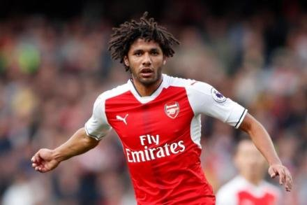 Elneny keen to be Gunners 'legend'