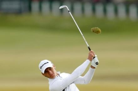 Lagergren shares BMW lead