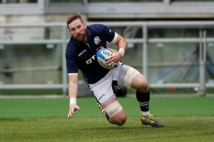 Barclay laments poor show from Scots