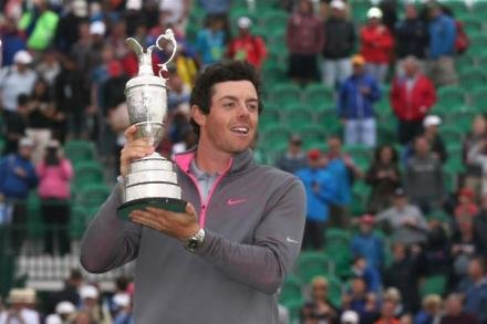 No fear for McIlroy