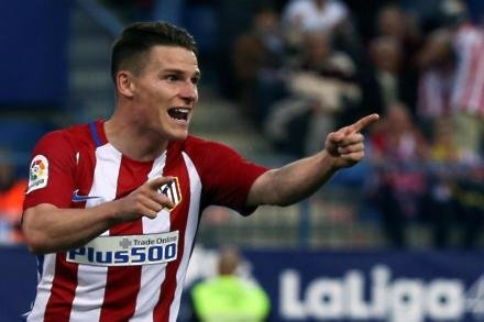 Spurs eye Atleti star