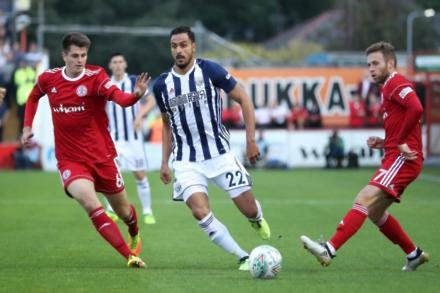 Albion face late fitness tests