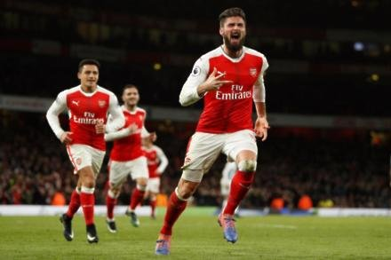Giroud opens up on Toffees move