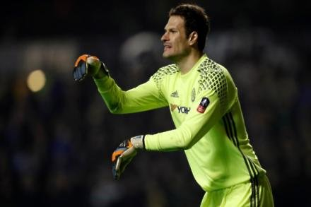 Bournemouth project has Begovic excited