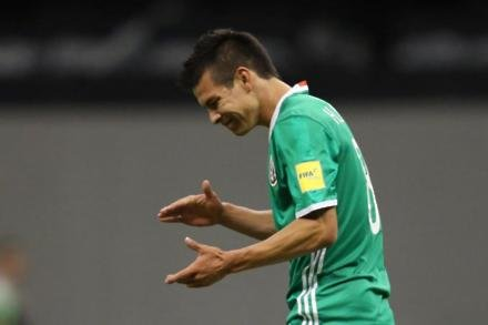 Arsenal set to watch Mexican star again