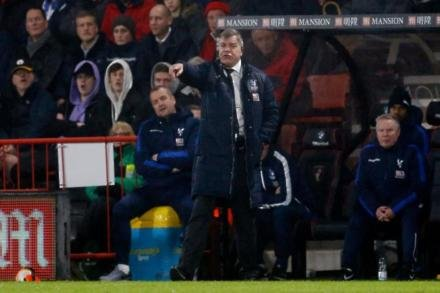 Allardyce sets out survival task