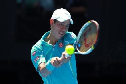 Nishikori makes improvement claim