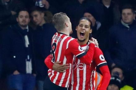 Hoedt relishing Van Dijk partnership