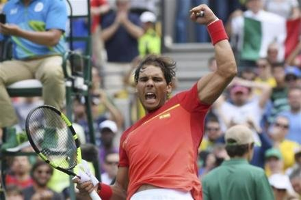 Nadal wins to extend unbeaten run