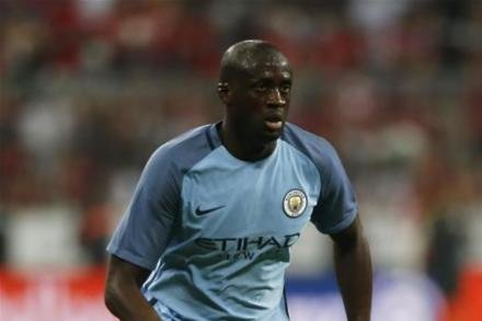 City the power in Manchester - Yaya