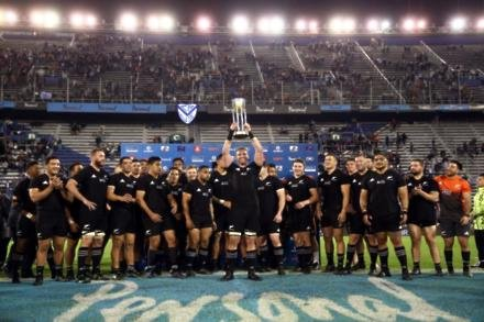 All Blacks seal Rugby Championship