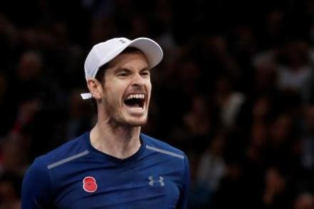 Murray set for Oz return