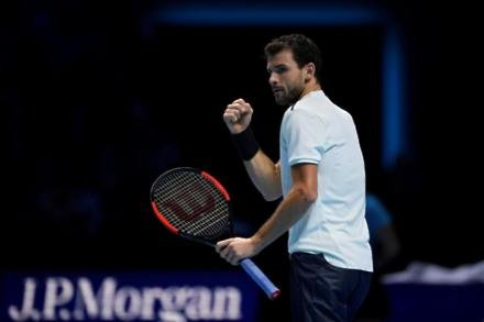 Dimitrov eases injury fears